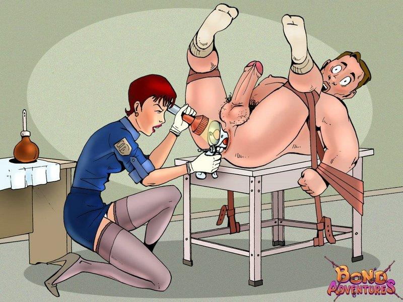 Мультики с гинекологами эротические