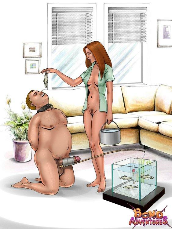 трусиках как порно приколы фемдом порно сделает вашу